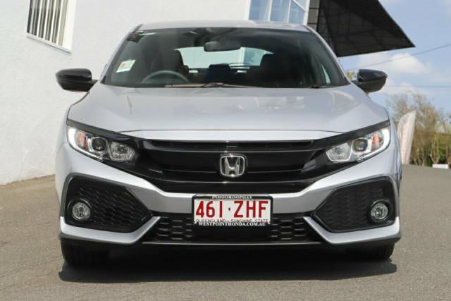 2019 Honda Civic Hatch 10th Gen 50 Years Edition Hatchback Image 4