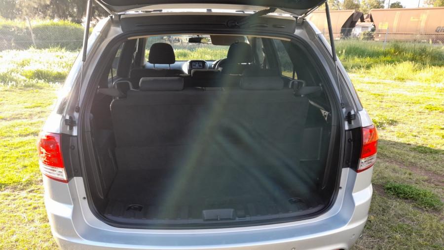 2014 Ford Territory SZ Turbo TS Wagon Image 8