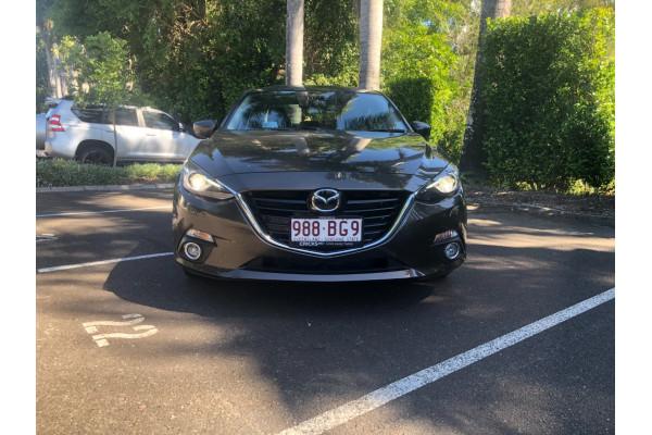 2015 Mazda 3 BM5238 SP25 Astina Sedan Image 4