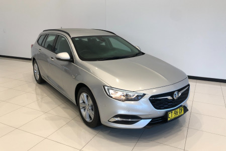 2018 Holden Commodore ZB Turbo LT Wagon
