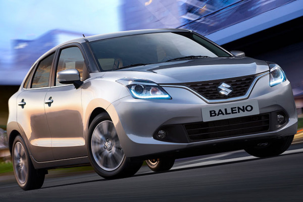 New Suzuki Baleno bridges the space gap
