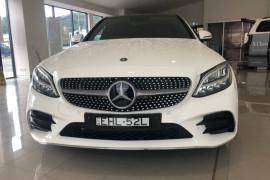 2019 Mercedes-Benz C Class W205 809MY C200 Sedan Image 2