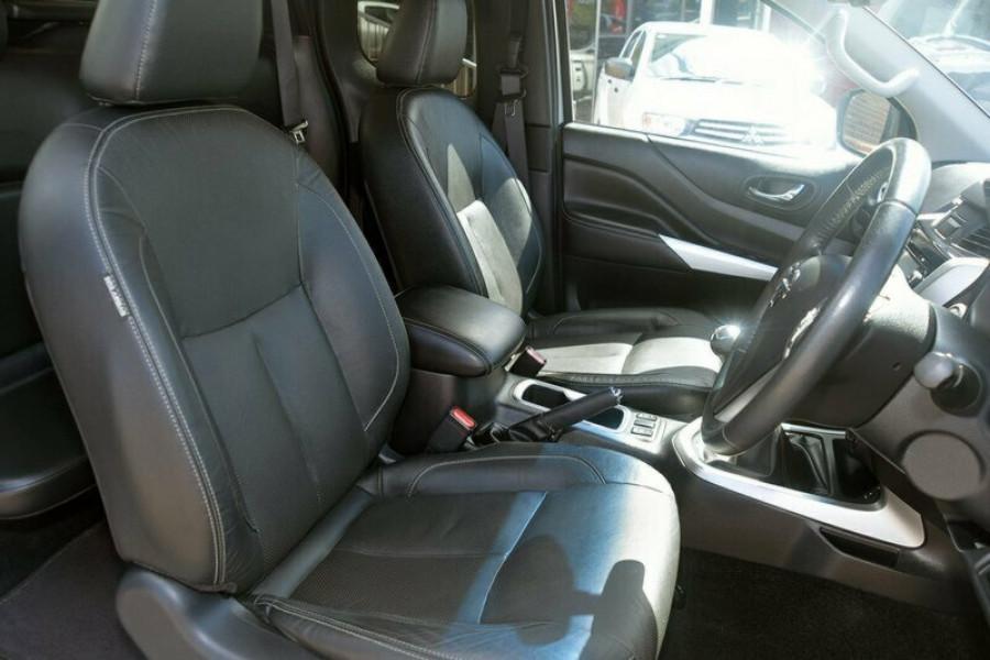 2015 Nissan Navara D23 ST-X Utility