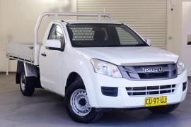 Isuzu Ute D-MAX SX MY12
