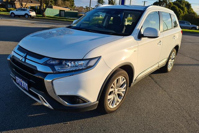 2019 MY20 Mitsubishi Outlander ZL ES Suv