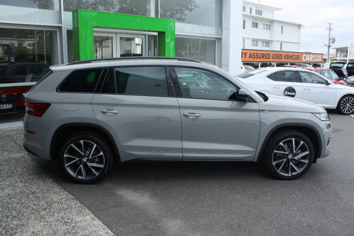2018 My18 5 Skoda Kodiaq Ns Sportline Suv For Sale On The Mt Gravatt