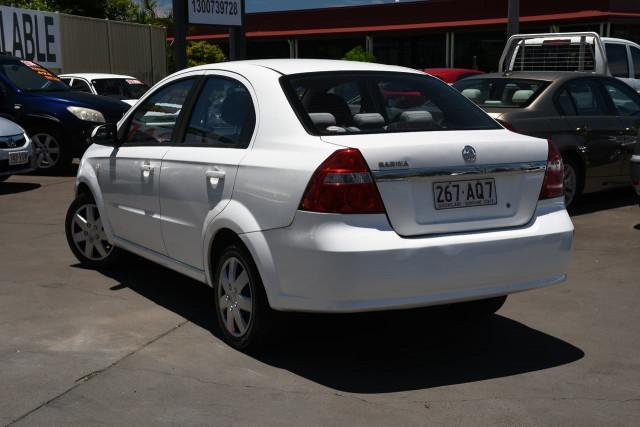 2007 Holden Barina TK MY07 Sedan Image 2