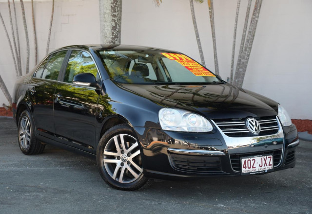 2007 Volkswagen Jetta 1KM MY08 TDI Sedan