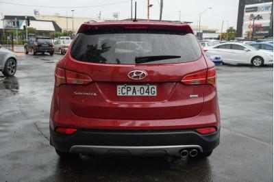 2012 Hyundai Santa Fe DM MY13 Elite Suv Image 4