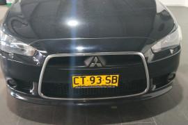 Mitsubishi Lancer GSR CJ