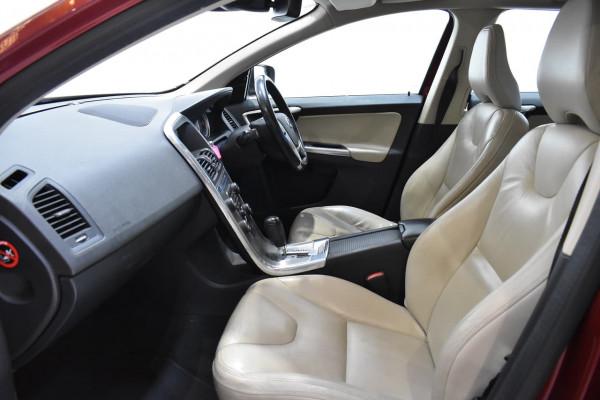 2012 Volvo XC60 (No Series) MY12 D5 Teknik Suv