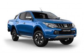 Mitsubishi Triton Exceed Double Cab Pick Up 4WD MQ