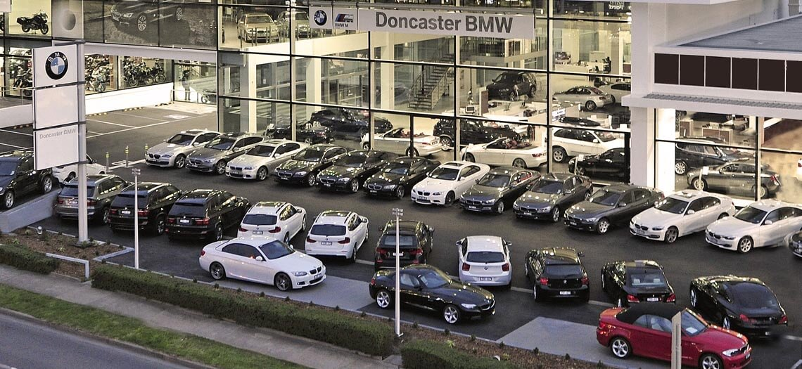 25th anniversary of Doncaster BMW