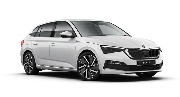 2020 Skoda Scala NW Launch Edition Hatch