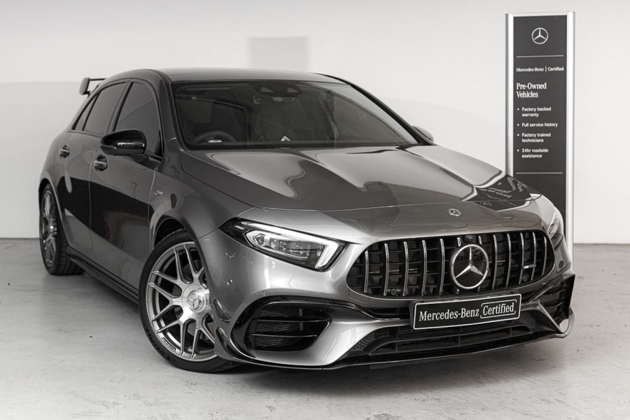 2020 Mercedes-Benz A-class A45 AMG S