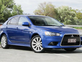 Mitsubishi Lancer Ralliart Sportback TC-SST CJ MY09