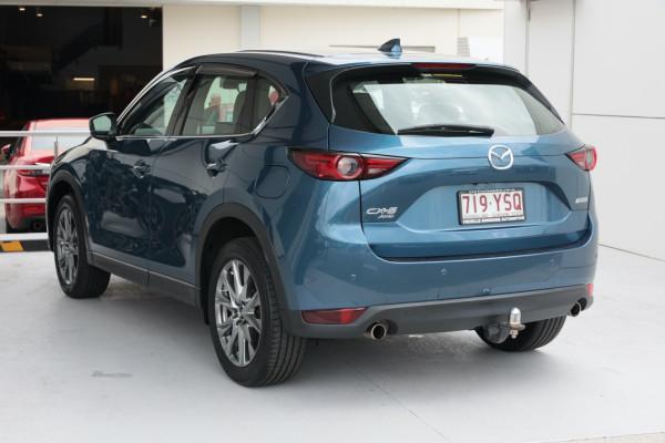 2018 Mazda CX-5 KF4WLA Akera Suv