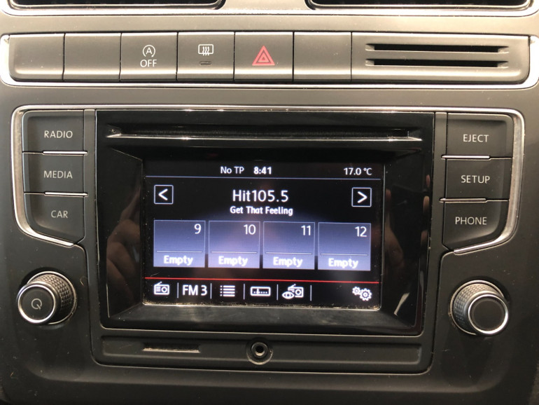 2015 Volkswagen Polo 6R 81TSI Comfortline Hatchback Image 7