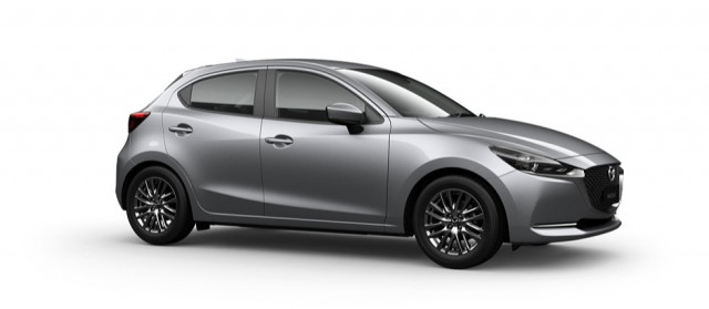 2020 Mazda 2 DJ Series G15 Evolve Hatchback Mobile Image 8