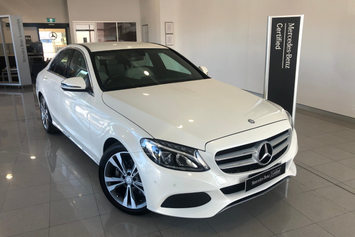 2015 MY06 Mercedes-Benz C-class W205 806MY C200 Sedan