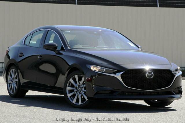 2021 Mazda 3 BP2SLA G25 SKYACTIV-Drive GT Sedan