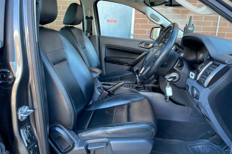 2017 Ford Ranger PX MkII 4x4 FX4 Special Edition Dual cab Image 23