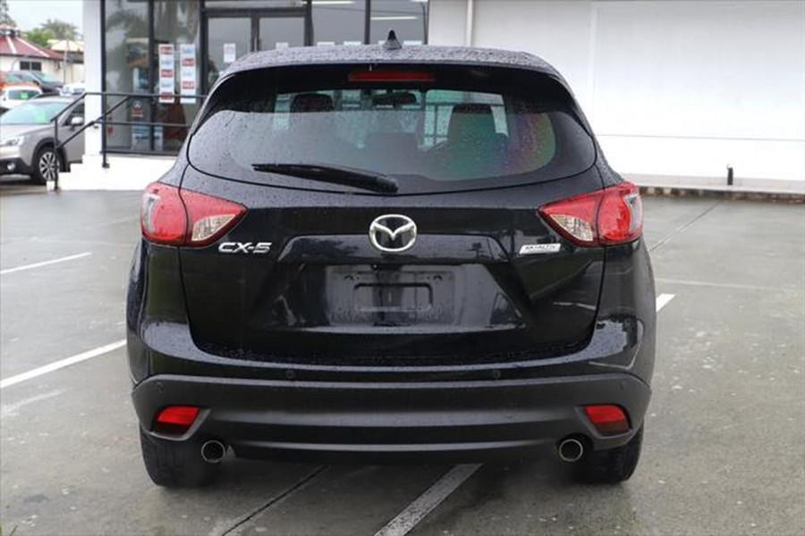 2014 Mazda CX-5 KE Series MY14 Maxx Sport Suv