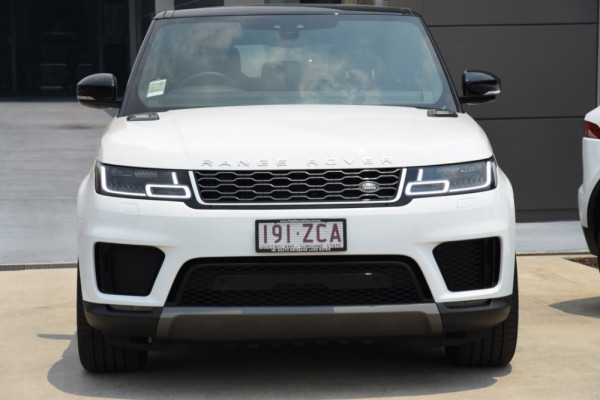 2018 MY19.5 Land Rover Range Rover Sport L494 SE Suv Image 2