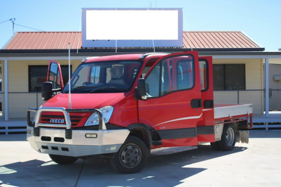 2008 Iveco 50c Daily Dual Cab Truck Image 13