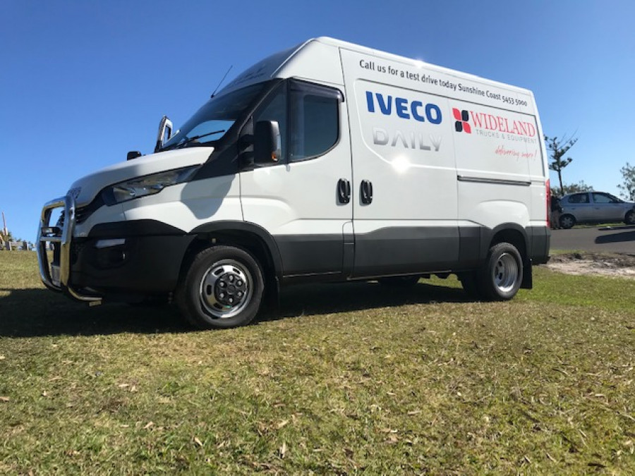 2020 Iveco 50c17a  Daily Van Van Image 3