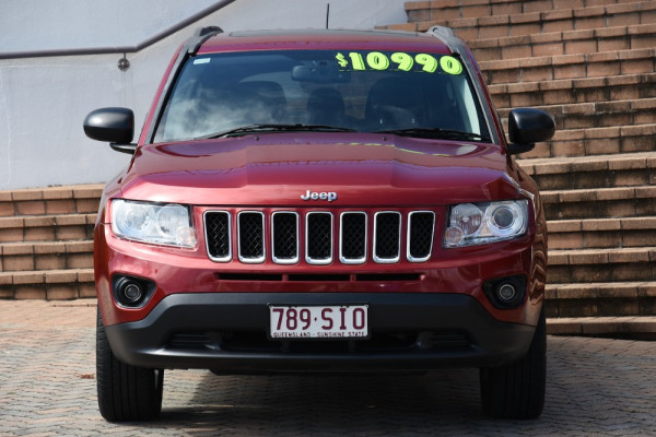 2012 Jeep Compass MK MY12 Limited Suv Image 2