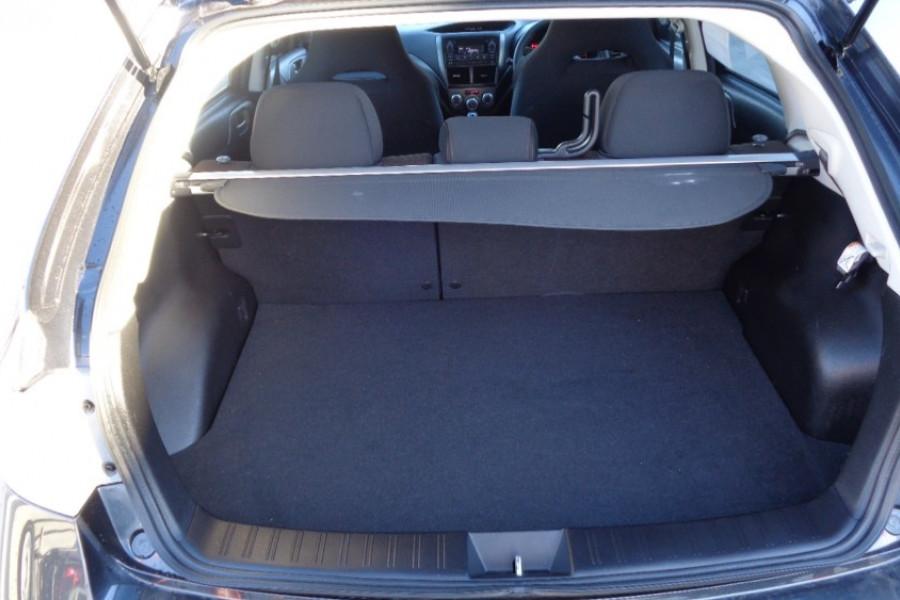 2011 Subaru Impreza G3  XV Suv