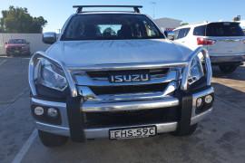2020 MY19 Isuzu UTE D-MAX LS-U Crew Cab Ute 4x4 Utility Mobile Image 2