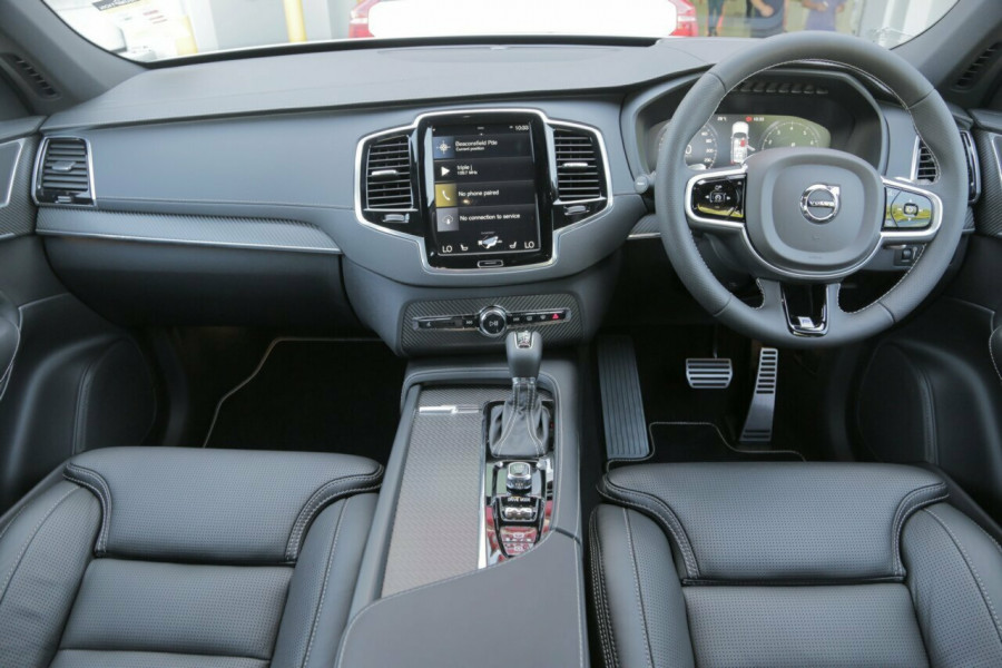 2018 MY19 Volvo XC90 L Series T6 R-Design (AWD) Suv Mobile Image 5