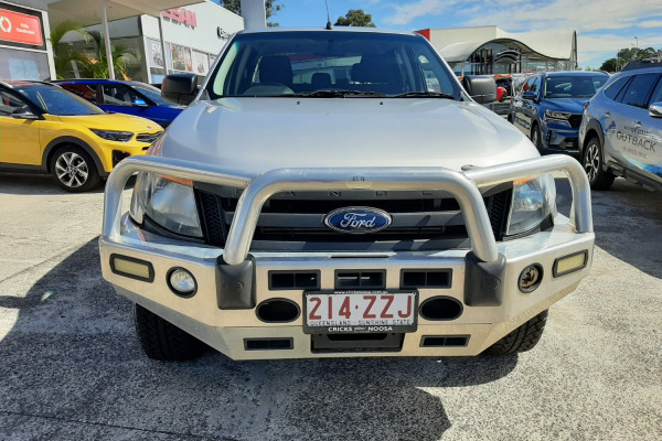 2013 Ford Ranger PX XL Hi-Rider Utility