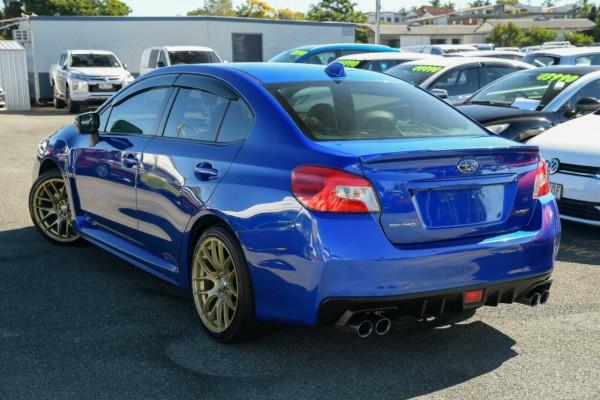 2014 MY15 Subaru WRX V1 MY15 Premium AWD Sedan Image 3
