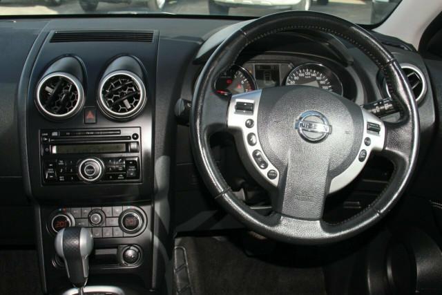 2011 MY10 Nissan Dualis J10 Series II MY2010 +2 X-tronic AWD Ti Hatchback