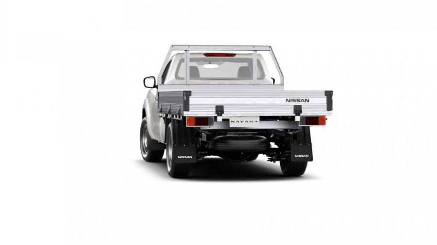 2021 Nissan Navara D23 Single Cab SL Cab Chassis 4x4 Cab chassis Image 23