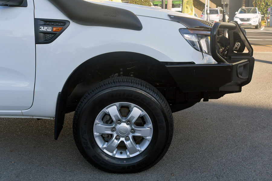 2015 Ford Ranger PX XLS Utility Mobile Image 4