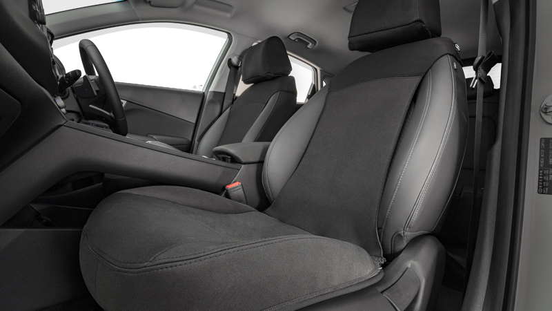 """<img src=""""Neoprene front seat covers (set of 2)."""
