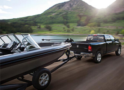 1500 Laramie V8 Hemi Best In-Class Towing