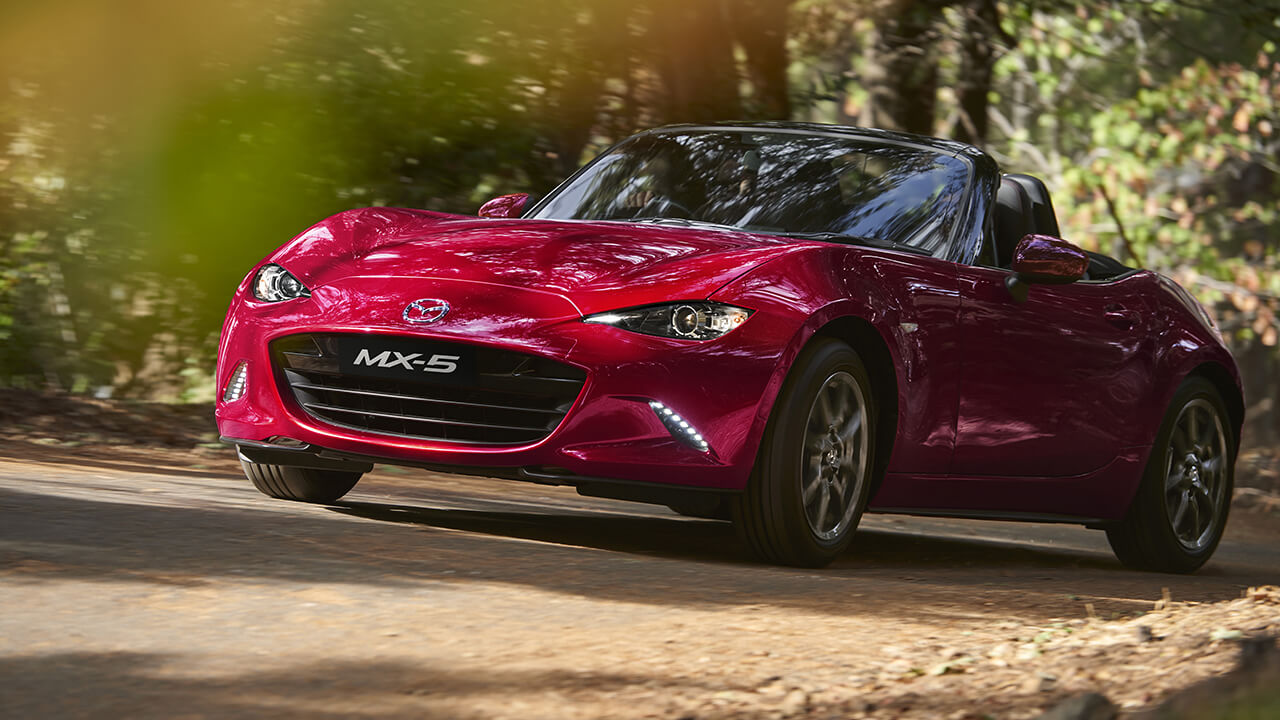 MX-5 THE ULTIMATE DRIVERS CAR