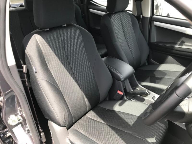 2018 Isuzu UTE D-MAX -- 4x4 LS-U Crew Cab Ute Ute