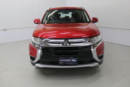 2017 MY18 Mitsubishi Outlander ZK MY18 LS Suv Image 2