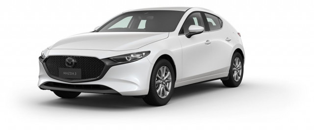 2020 MY21 Mazda 3 BP G20 Pure Other Mobile Image 2