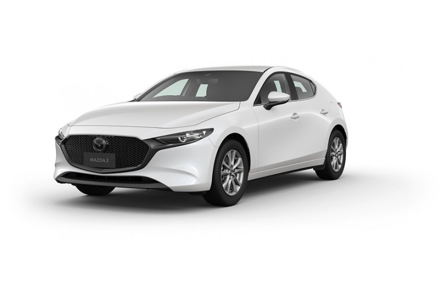 2020 MY21 Mazda 3 BP G20 Pure Hatchback