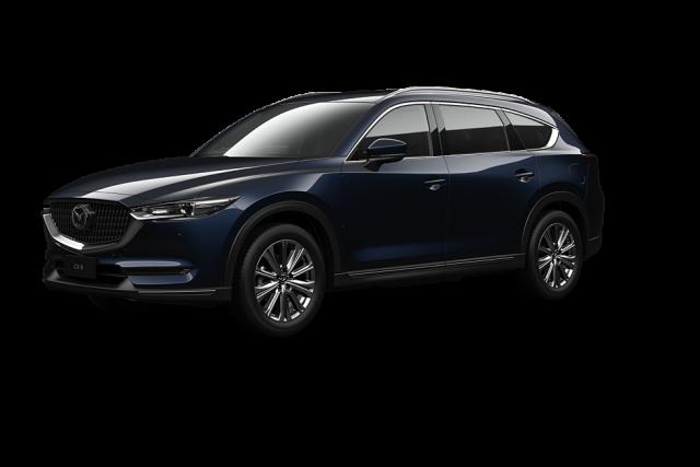2021 Mazda CX-8 KG Series Asaki Suv