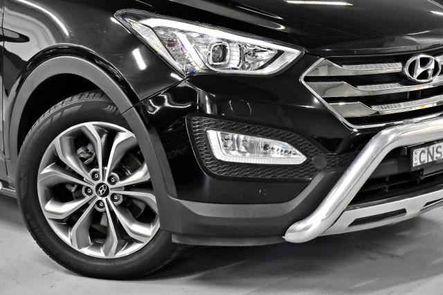 2013 Hyundai Santa Fe DM Highlander Suv Image 5