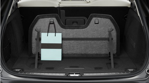 Bag holder for load compartment