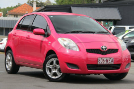 Toyota Yaris YR NCP90R MY10